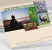 Geschenkgutschein von Waffen Becker in Hagen