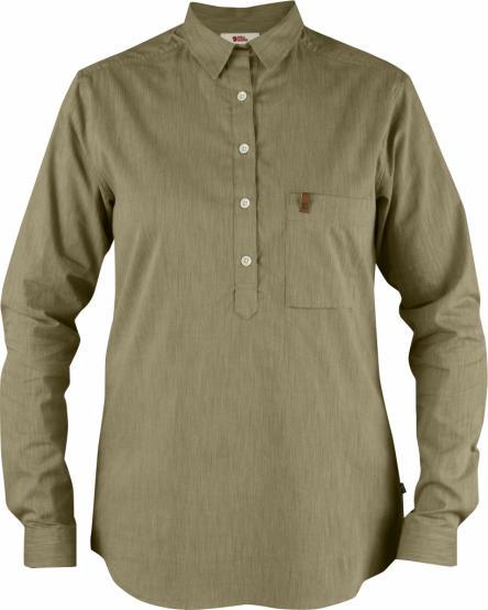 Kiruna Shirt LS W