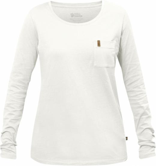 Övik Pocket T-Shirt LS W