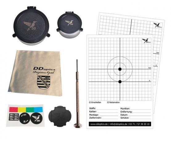 DD-Optics 2,5-10x56 V4 Gen2